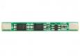 Плата управления и защиты Li-Ion аккумуляторов 1S 3.7В типа 18650 4А