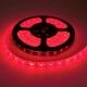 Гибкая светодиодная лента SMD 5630 60 светодиодов/метр, красный цвет, влагозащищенная.