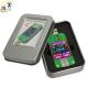 Электронный портативный цветной USB-тестер RD UM24C с bluetooth-модулем (напряжение, ток, мощность, емкость) USB2.0, QC3.0