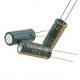 Конденсатор электролитический 3300 мкФ 10 В 10*21мм LOW ESR SANYO