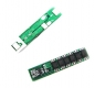 Плата управления и защиты Li-Ion аккумуляторов 1S 3.7В типа 18650 15А