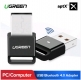 USB Bluetooth адаптер Ugreen US192 V4.0 Dongle Adapter с поддержкой aptX и EDR для качественной передачи звука без задержки