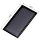 Поликристаллическая солнечная батарея 5В 30мА 0.15Вт, размер 53 х 30 х 2.5 мм