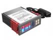 Цифровой регулятор температуры и влажности SHT2000 с датчиком, -20°C +60°C, влажность 0-100%RH, 85 ~ 230V два реле 10A