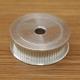 Шкив (ролик) 60-GT2-6 BF алюминиевый для GT2-ленты шириной 6мм - 12мм, 60 зубьев, на вал 8мм