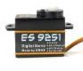 Цифровой наносервопривод ES9251 2,5g для моделей RC