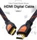 Кабель HDMI/HDMI v.2.0 длина 5.0м с Ethernet, поддержка 3D и 4K/30Гц, 10.2 Гбит/с