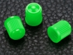 Колпачок автомобильный на колесо 10*12мм зеленый