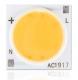 Сверхяркий светодиод 7W белый теплый цвет (2800-3500K, 700 lm, 220-240В AC) 13.5*13.5мм