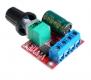 Электронный регулятор напряжения (диммер) PWM 4.5-35В DC 5А 90Вт для регулирования освещенности/скорости/температуры