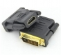 Переходник HDMI (мама) - DVI (24+1, папа)