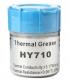 Термопаста HY710 цвет серебро 20 грамм