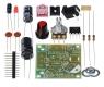 Набор для самостоятельной сборки аудио усилителя на базе LM386, питание 3.5 - 12В