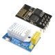 Беспроводной цифровой датчик температуры и влажности на ESP8266 Wi-Fi и DHT22