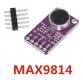 Электретный конденсаторный микрофон с усилителем на MAX9814 с автоматической регулировкой  усиления (АРУ)