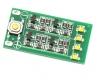 Индикатор емкости LiPo Li-ion аккумуляторов из 3 ячеек 3S 11.1В - 12.6В 4 градации емкости