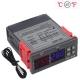 Цифровой регулятор температуры с термопарой, STC-3018, -55 ~ +120 градусов Цельсия, 110 ~ 240В 10A