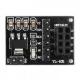 Плата 8-контактного адаптера для беспроводного трансивера NRF24L01, NRF24L01 +