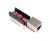 Модуль сетевого экрана Ethernet V1.0 на ENC28J60 для Arduino Nano v3.0