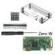 Одноплатный компьютер Raspberry Pi Zero W Kit(радиатор,отвертка,чехол,PIN)