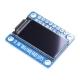 Дисплей TFT IPS 80x160 0.96