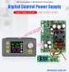 Программируемый источник питания 0-50В 0-20А с цветным ЖК-дисплеем DPS5020-USB-Bl, Bluetooth + USB интерфейсы