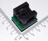 Гнездо/адаптер/переходник SOIC8 SOP8 к DIP8 (IC Test Socket Adapter) 200mil