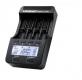 Зарядное устройство LiitoKala Lii-500 для 1-4 аккумуляторов Li-Ion, Li-Pol, Ni-MH/Cd типа A, AA, AAA, 18650, 14500 и т.д.