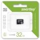 Карта памяти Smartbuy microSDHC, 32GB , SB32GBSDCL4-00, Class 4