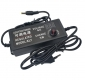 Импульсный источник питания регулируемый (преобразователь AC-DC) вход AC 100В-240В, выход DC 9 - 24 В 3.0А 72Вт, 118*50*31мм