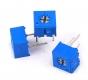 Потенциометр (подстроечный резистор) 1 кОм 3362P