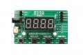 Модуль датчика веса HX711 AD, электронные весы с цифровым дисплеем, 1 кг, 5 кг, 10 кг, 20 кг (встроенный HX711)