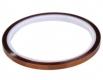 Высокотемпературная полиимидная клейкая лента 4мм х 30м