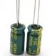 Конденсатор электролитический 100 мкФ 25 В 6.3*12мм LowESR