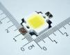 Сверхяркий светодиод 10W белый цвет (6000-6500K, 800-900 мА, 10В-12В)
