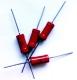 Резистор выводной, 220 Ом ±1% , К22
