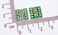 Переходник / адаптер для микросхем (SOP8 или SSOP8 или TSSOP8 в dip8)