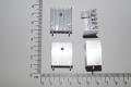 Радиатор 25*24*16мм с двумя штифтами (для TDA7294 / L298 и других микросхем )