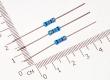 Резистор выводной, 6.8 кОм ±1% 1/2W 0.5Вт