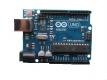 Arduino UNO r3,  программируемый контроллер на базе ATmega328 (Atmega16U2)