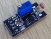 Фоторезистивный датчик освещенности (монтажный модуль, цифровой и аналоговый выход)