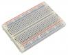 Плата для макетирования электрических схем без пайки, 400 гнезд,  8.5 см х 5.5 см (Breadboard)