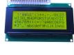 2004A зеленый LCD J204A дисплей.(5V)